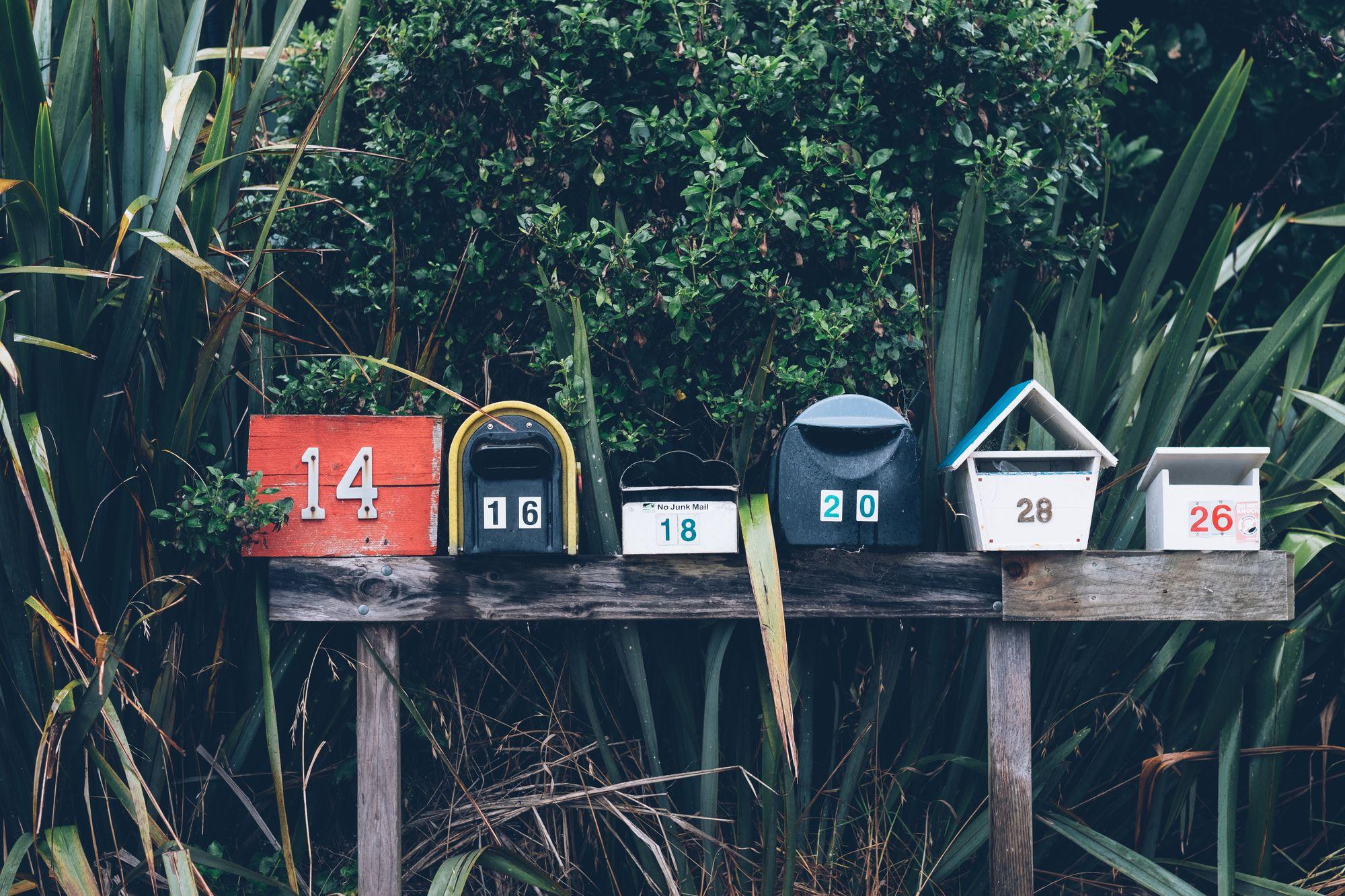 sender reciever mailbox encryption